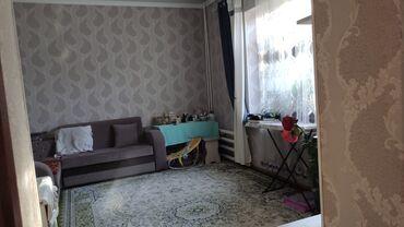 бу мебель in Кыргызстан   ШКАФЫ, ШИФОНЬЕРЫ: Индивидуалка, 1 комната, 35 кв. м С мебелью, Евроремонт, Неугловая квартира