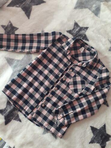 Defacto collection 122- 128 košulja za devojčice . Obučena dva puta