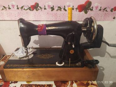 shvejnuju mashinku zinger raritet в Кыргызстан: Продаю швейную машинку рабочая .отлично шьёт.чайка.есть ещё Zinger