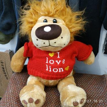 Мягкий львёнок качество отличное в Бишкек