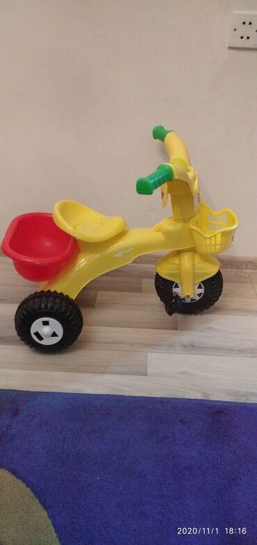 Uşaq velosipedi işlənməyib 40 manata alınıb