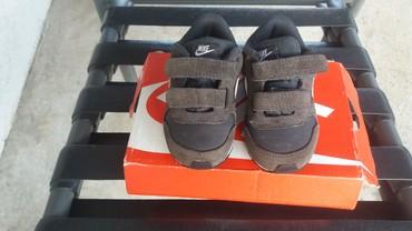 Dečije Cipele i Čizme   Kragujevac: Nike patike za bebe broj 21 lepo ocuvane