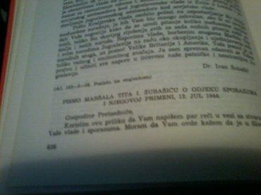 Knjiga o avnoju i revoluciji,u perfektnom stanju - Leskovac