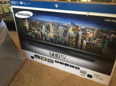 Samsung UN65F6400AF LED Smart 65' 1080p Full HD Tv σε Donousa