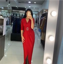платье вышиванка на выпускной в Кыргызстан: Продаю Турецкая платья новая.  Очень красивая. Размер (44)