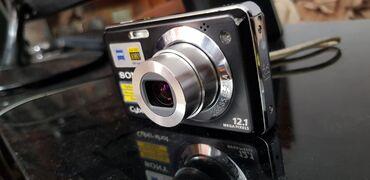 Fotoaparatlar - Qusar: Продам Sоny Сybеr-shоt DSC-W210 Хороший фотоаппарат, в отличном