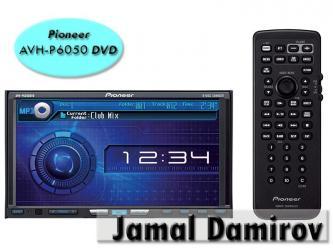 Bakı şəhərində Pioneer AVH-P6050 DVD.