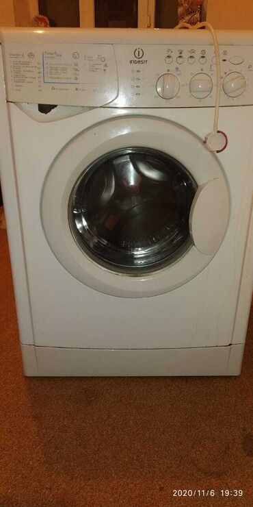 - Azərbaycan: Avtomat Washing Machine Indesit up to 4 kq
