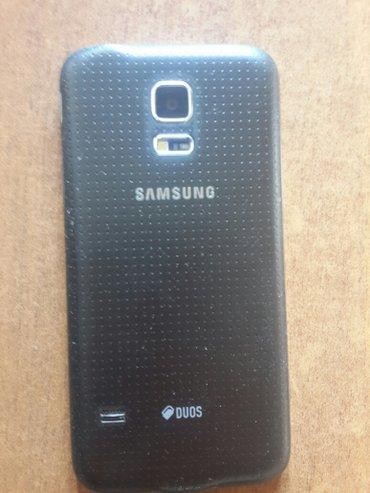 Bakı şəhərində Samsung s5 mini super veziyyetde ancaq ideal  alicilar yazsin hec bir - şəkil 2