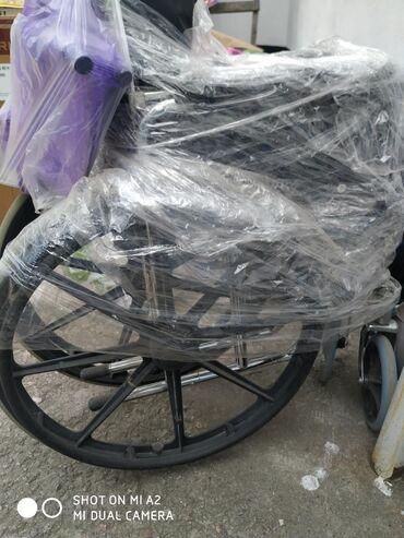 Инвалидная коляска.Из Европы.Б/У Состояние новой.Пользовался пожилой