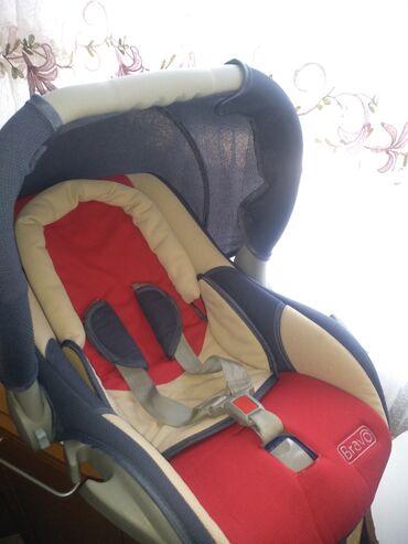 Автолюлька- переноска,Bravo,, от рождения до 9 месяцев (до 13кг)