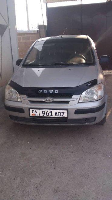 хендай i35 в Кыргызстан: Hyundai Getz 2005