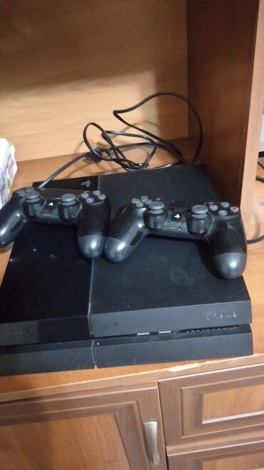Видеоигры и приставки - Кыргызстан: Sony playstation 4