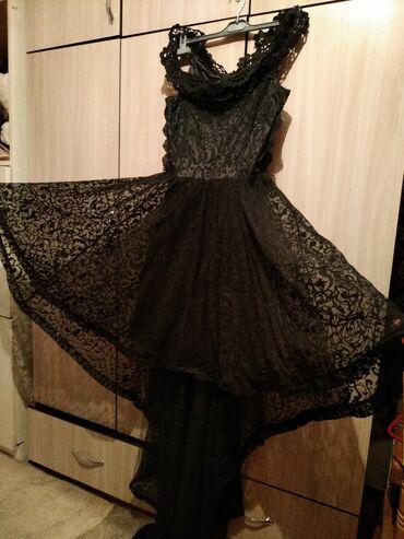 вечерние платья на полных женщин в Кыргызстан: Красивое платье со шлейфом. Состояние отличное!