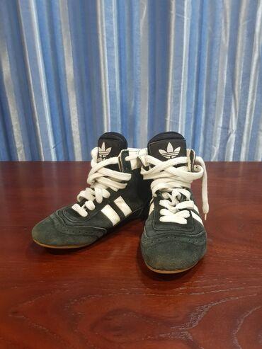 adidas porsche design в Кыргызстан: Боксерская обувь 36-37 размер!! БРЕНД-Adidas