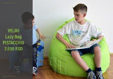 Lejzi beg - Srbija: BESPLATNA dostava za NOVI SADVeliki Lazy Bag (Lejzi Beg)lazy bag koji