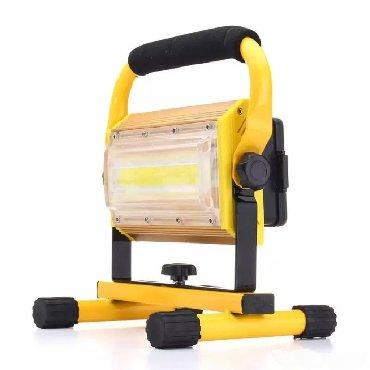 Rasveta   Pancevo: Reflektor, prenosivi led reflektor, punjive baterije, 100 W- Prenosivi