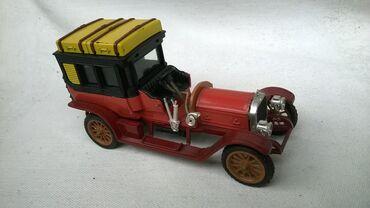 Avtomobil modelləri | Srbija: RIO Mercedes 1908, razmera Italy, ocuvan
