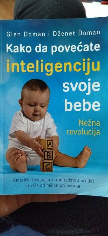 Knjiga - Kako da povećate inteligenciju svoje bebeKnjiga je korišćena
