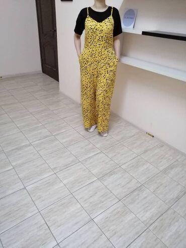Платье Свободного кроя XXL