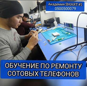 витрины для сотовых аксессуаров в Кыргызстан: Курсы по ремонту сотовых телефонов смартфоновакадемия smart#1 -