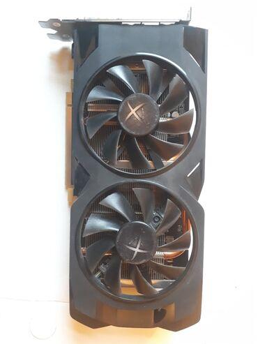 Продаю XFX rx570 4gb 75° под нагрузкой фурмарк. Состояние отличное