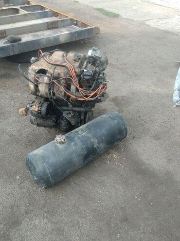 Транспорт - Мыкан: Мотор 2.8 бензин Вито газ 60 лит