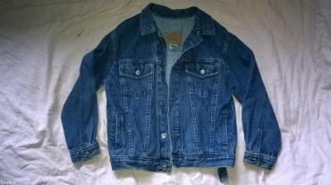Decije-jakne - Srbija: Vrlo lepa teksas jakna vel. 12pogledajte i ostale oglase ima puno