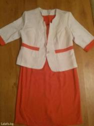 Платье костюм новый р 50 в Лебединовка