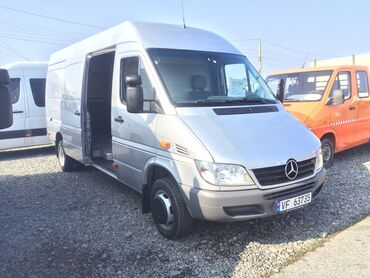 Mercedes-Benz Sprinter 2.7 л. 2004 | 320 км