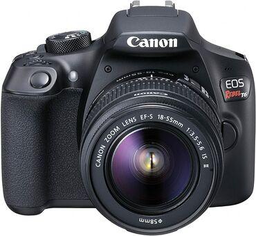 фотоаппарат nikon coolpix p50 в Кыргызстан: БУДЕТ ХОРОШИЙ ТОРГПродаю камеру CANON EOS Rebel T6(1300D)Состояние