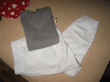 Everlast-small-logo-jog-suit-ladies - Srbija: PRELEPE NOVE BELE PANTALONE ORG GUESS LOS ANGELES. NA UCKURU NA