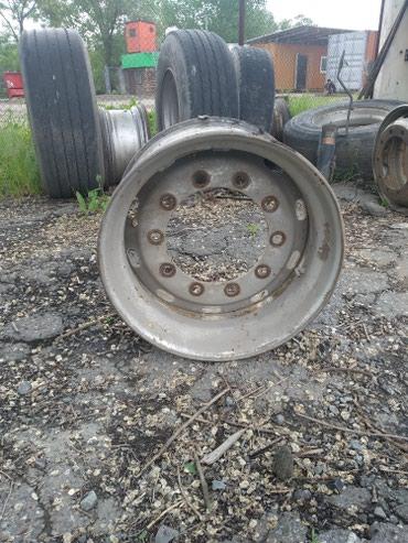 грузовые шины 385 в Кыргызстан: Диски на полу прицеп Барабан