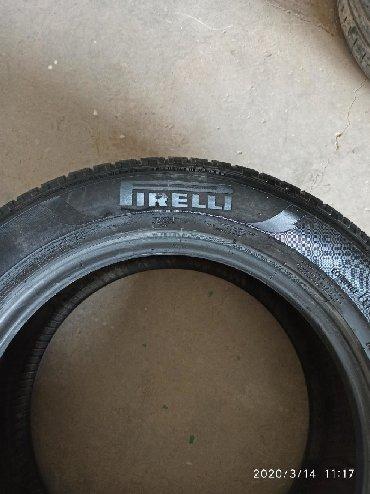 Bridgestone tekerleri - Azərbaycan: Pirelli tekerleri islenmis orta veziyetde