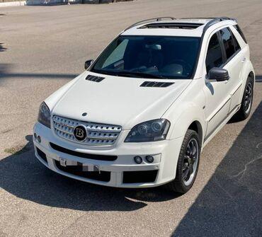 mersedes ml - Azərbaycan: Mercedes-Benz ML 350 3.5 l. 2009 | 117000 km