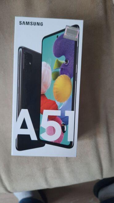 Samsung - Qobu: İşlənmiş Samsung A51 64 GB qara