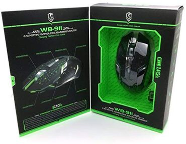 Aσυρματο bluetooth Gaming mouse weibo WB-911E