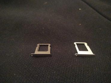 карты-памяти-advance-для-gopro в Кыргызстан: Продаю или меняю слот для сим карты На Айфон 5ж 5с