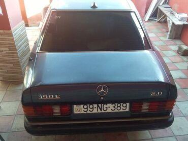 bar çubuğu - Azərbaycan: Mercedes-Benz 190 2 l. 1991 | 298480 km