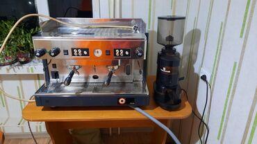 Продаю кофе машину и кофемолку