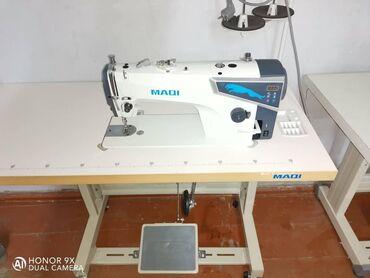 швейная машина веритас цена в Кыргызстан: Простые прямострочки с большим двигателем Прямострочки полуавтомат