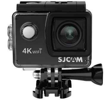 full hd видеокамеры в Азербайджан: Action Sport Kamera SJCAM SJ4000Telefona Wi-Fi vasitesi ile
