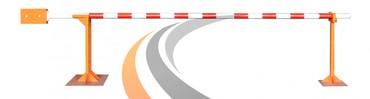 Bakı şəhərində ❖Slaqbaum – barrier sistemi ❖