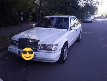 Mercedes-Benz E 200 2 л. 1987   300000 км