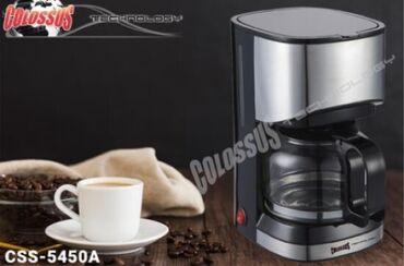 Ploce - Srbija: Aparat za kafu -Colossuskapacitet 0,6l-6 šoljicasistem protiv