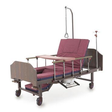 Продается функциональная кровать+матрас для лежачего больного. Новая в