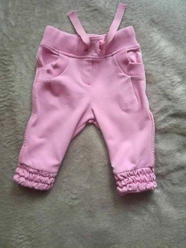 Esarpa-duz-m-sirina-cm - Srbija: Beba kids debele pantalone ta devojčice boja,lila-ljubičasta. Nošene