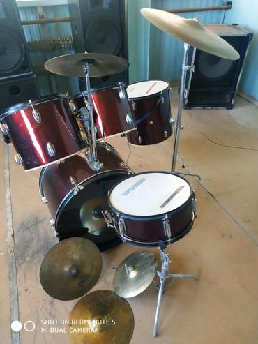 Спорт и хобби - Баткен: Ударная усановка барабан