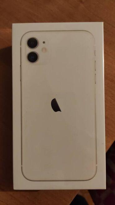 aifon 6 64 gb в Кыргызстан: Новый IPhone 11 64 ГБ Белый