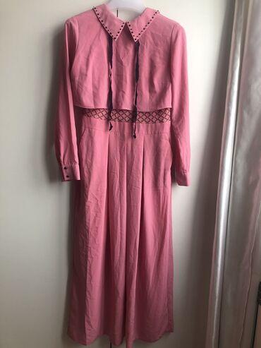 эксклюзивные платье из турции в Кыргызстан: Продаю шикарное розовое турецкое платье! Одевала 3 раза. Брала за 6000